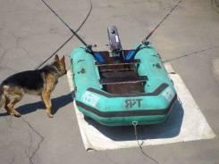 Надувная лодка Орион-8 с мотором