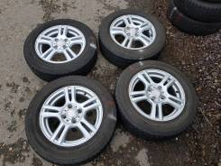 """Всесезонный колёса 175/65R14 Yokohama Ice Guard ig30 из Японии. 5.5x14"""" 4x100.00 ET45 ЦО 73,0мм."""