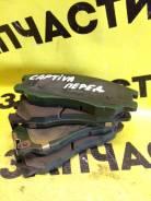 Тормозные колодки передние Chevrolet Captiva C140