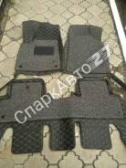 Коврики в салон 3D Lexus RX 200 15-18г черные