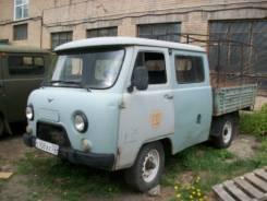 УАЗ 39094 Фермер. УАЗ-399094 борт, сдвоенная кабина, фермер, 2001 год выпуска, 4x4