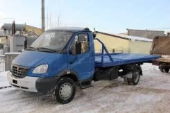 """ГАЗ 3310. Автоэвакуатор ГАЗ-33106 """"Валдай"""" с подъемно-сдвижной платформой, 4 420кг., 4x2"""