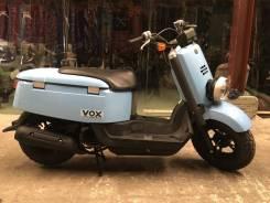 Yamaha Vox, 2008