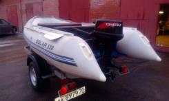 Продам отличный комплект лодка и мотор