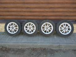 "Колеса с резиной Toyota Camry ACV40 215/60 R16. 6.0x16"" 5x114.30 ET45 ЦО 60,1мм."