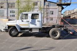 "ГАЗ 3309. Шасси ГАЗ-3309 ""ГАЗон"", Егерь, двухрядная кабина, 4х2, 4 595кг., 4x2"