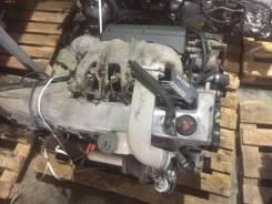 Двигатель 662920 SsangYong Korando 2.9 л 122 л. с