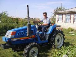 Iseki. Продаётся мини трактор Исеки, 18 л.с.