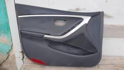 Обшивка двери. Hyundai i30, GD Двигатели: D4FB, G4FA, G4FG