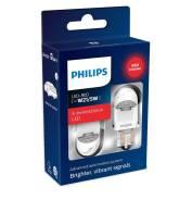 Светодиодные лампы в стоп Philips LED (W21/5W, 11066XURX2)