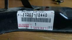 Рамка радиатора. Toyota Corolla, ADE150, NDE150, NRE150, ZRE151, ZRE152, ZRE153, ZZE150 1ADFTV, 1NDTV, 1NRFE, 1ZRFAE, 1ZRFE, 2ZRFE, 3ZRFE, 4ZZFE