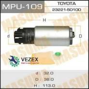 Бензонасос MASUMA LAND CRUISER PRADO/ 1GRFE с фильтром сеткой MPU-040. MASUMA [MPU109]