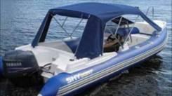 Аренда, прокат катера на Красноярском водохранилище