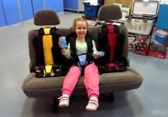Детское бескаркасное кресло . Производство Россия. 9 - 36 кг