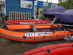 Продам лодку ПВХ Абакан 420 jet light