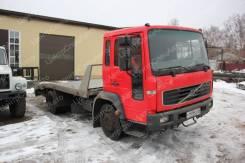 Volvo. Автоэвакуатор FL6 ломаная платформа (4520-5450 мм. ), 4х2, 6 000кг., 4x2