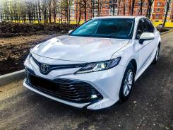 Аренда авто Toyota Camry 2020г. в., без водителя