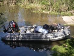 Лодка ПВХ Кайман N400