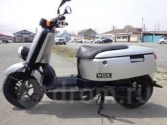 Yamaha Vox, 2011