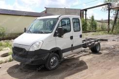 Iveco Daily. 35c15 сдвоенная кабина шасси, 2 998куб. см., 1 500кг., 4x2