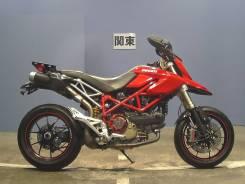 Ducati Hypermotard 1100S, 2008