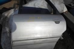 Дверь в сборе задняя левая Audi 80 1989г