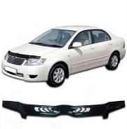 Дефлектор капота Toyota Corolla 2004-2006