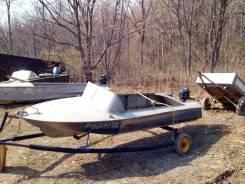 Лодка обь