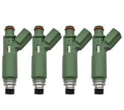 Инжекторы Toyota 23209-0D040 комплект 4 шт. Бесплатная доставка по РФ