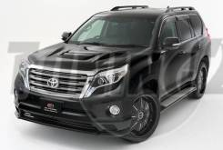 Капот Toyota Land Cruiser Prado 150 2013 - 2017