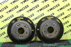 Диск тормозной. Honda Accord, CU2, CU1, CW1, CW2 Honda Accord Tourer Honda Inspire, CP3 J35Z2, K24Z2, K24Z3, N22B1, N22B2, R20A3, K24A, R20A