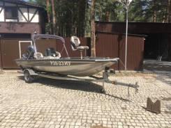 Продам Американскую лодку Bass Tracker с новым мотором Yamaha 70