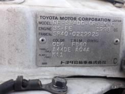 АКПП. Toyota Town Ace Noah, CR40G, CR50G, SR40G, SR50G Двигатели: 3CT, 3CTE, 3SFE