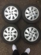 Литьё Daihatsu R13 4*100 ширина 4J оригинальные