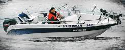 Катер Pragmatik Fisherman 540