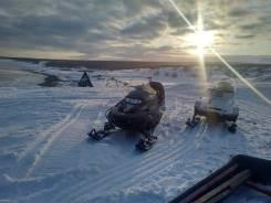 BRP Ski-Doo Expedition SDI 600, 2008