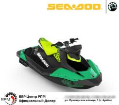 BRP Sea-Doo Spark. 2019 год год