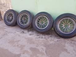 "Продам колеса 265/65/17 AT диски вылет 20 Prado/Pajero/Surf/L200/Hilux. 8.5x17"" 6x139.70 ET20 ЦО 108,0мм."