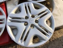 """Колпаки колёсные оригинал Toyota R15! #1024. Диаметр 15"""", 1шт"""