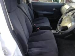 Сиденье. Nissan Tiida Latio, SC11, SNC11 Nissan Latio, SC11 HR15DE, HR16DE