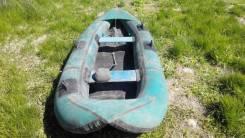 Продам резиновую надувную лодку уфимка 22