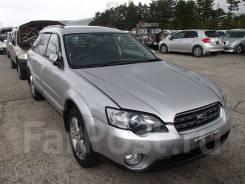 Капот Subaru Outback BP9 2005г б/п из Японии. ОТС. дост. 2 дня