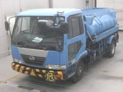 Грузовик Nissan Condor MK252CB бензовоз (топливозапрвщик)