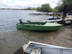 Лодка мкм с мотором сузуки 4