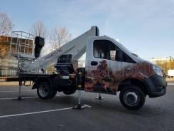 ГАЗ ГАЗель Next. Автовышка MARS 15 на базе газели NEXT, 15,00м.