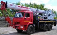 Челябинец КС-55732-21. Автокран Челябинец КС - 55732 - 21, 300куб. см., 30,00м.