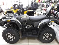 Stels ATV 600Y Leopard Carbon. Рассрочка, 2018