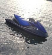 Аренда гидроцикла с тюбингом. Подхожу к катерам. Пляж МГУ