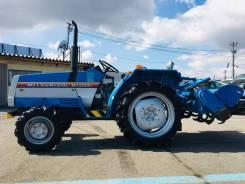Mitsubishi MT2201D. Продам трактор японского пр-ва с фрезой, 22 л.с.