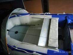 Продам лодку Golfstream с мотором